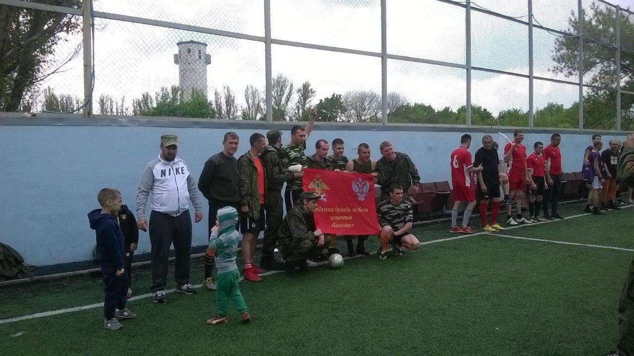 Итоги первого международного турнира по мини-футболу серди военных подразделений.