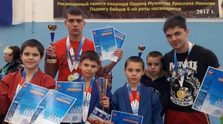 Состоялся международный турнир по боевому самбо посвящен памяти 6 роты ВДВ