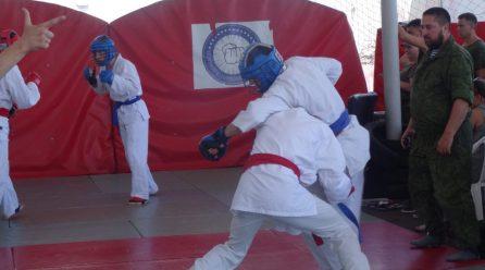 В ДНР разрешили проводить спортивные соревнования