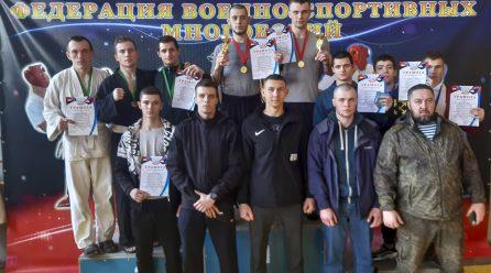 В Донецке прошли соревнования по открытому Кубку и Первенству ДНР по Военно-спортивным многоборьям